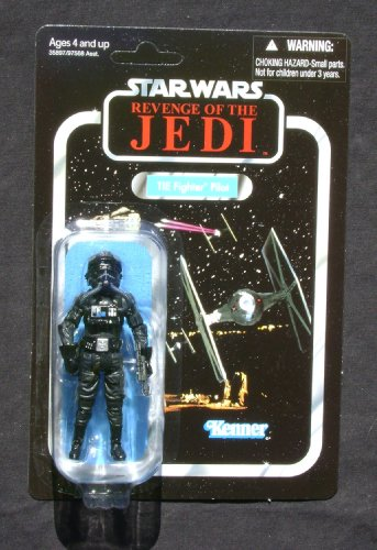2011 SDCC Exclusive Star Wars Revenge of the Jedi Death Star Tie Fighter Pilot VC65 MOC
