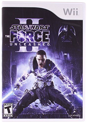 Star Wars: The Force Unleashed II - Nintendo Wii by LucasArts (Star Wars Ii Wii compare prices)