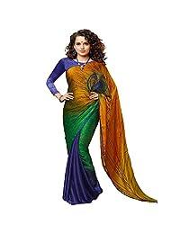 Kajal Sarees Exclusive Fancy Sarees