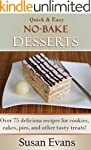 Quick & Easy No-Bake Desserts Cookboo...