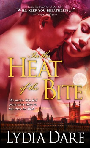 In the Heat of the Bite (Gentleman Vampires) by Lydia Dare