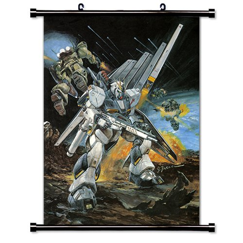 "Mobile Suit Gundam Chars Counterattack Anime Fabric Wall Scroll Poster (32"" x 45"") Inches. [WP]Gundam Chars 16(L)"