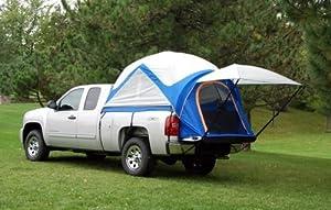 Napier - 57044-32 - Sportz Truck Tent Compact Short Bed and Air Mattress by Napier