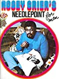 img - for Rosey Grier's Needlepoint for Men by Rosey Grier (1973-08-02) book / textbook / text book