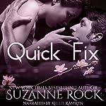 Quick Fix: Ecstasy Spa, Book 1 | Suzanne Rock