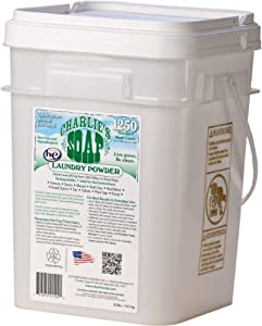 Charlie's Soap Powder Bucket, 1000 Loads, 32 Pounds