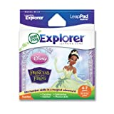 LeapFrog Leapster Explorer Learning Game: Disney Princess And The Frog