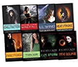 Rachel Caine Weather Warden Series 8 Books Collection Set Rachel Caine (Weather Warden) (Rachel Caine) (hill Factor, Windfall, Ill Wind, Heat Stroke, Firestorm, Thin Air)