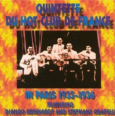 Quintette du Hot Club de France: In Paris 1935-1936