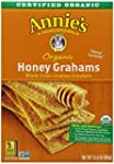 Annie's Organic Graham Crackers, Hone...