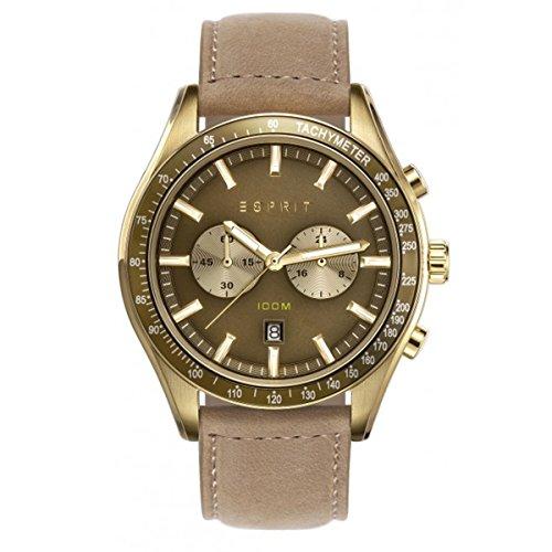 Esprit reloj hombre Ryan Military Green cronógrafo EW0803/ ES108241003