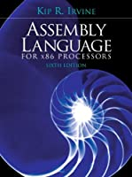 Assembly Language for x86 Processors, 6th Edition Front Cover