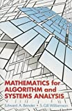 img - for Mathematics for Algorithm and Systems Analysis (Dover Books on Mathematics) book / textbook / text book