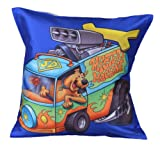 MeSleep Warner Brother Digitally Printed Scooby Doo Cushion Cover - Multicolor (WBsd-V-05-16)