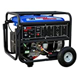 ETQ TG72K12 8,250 Watt 13 HP 420cc 4-Cycle OHV Gas Powered Portable Generator with Electric Start (Discontinued by Manufacturer) ~ Eastern Tools & Equipment