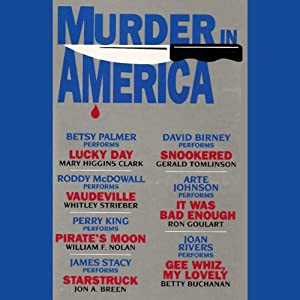 Murder in America Audiobook