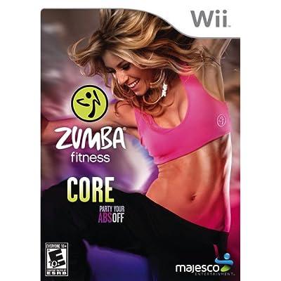 Zumba Fitness Core from Majesco Sales Inc.