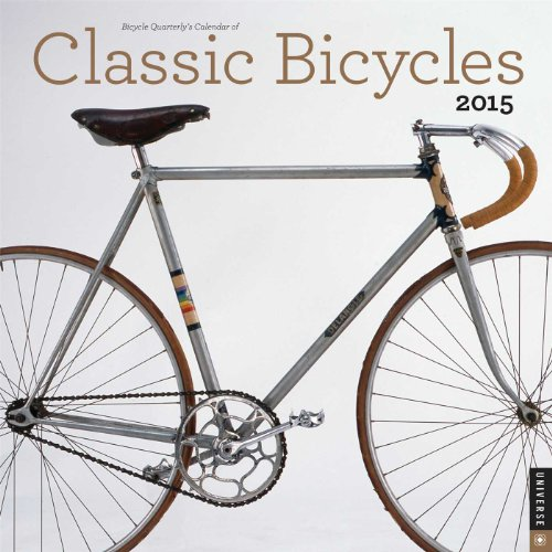 Bicycle Quarterly's Calendar of Classic Bicycles 2015 Wall