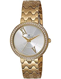 Daniel Klein Analog Silver Dial Women's Watch - DK11018-1