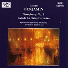 Benjamin;Symphony No.1