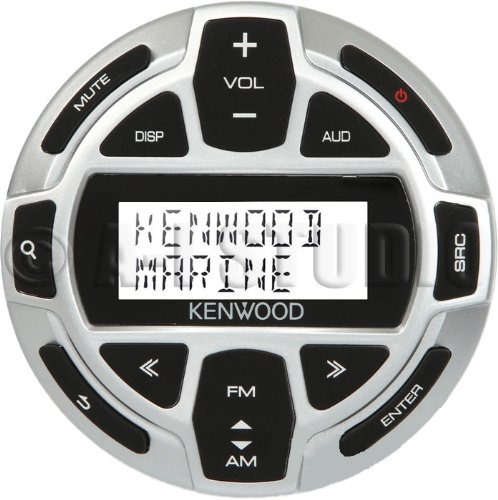 Kenwood KCA-RC55MR Wired Remote for KMR-550U, KMR-555U, KMR-