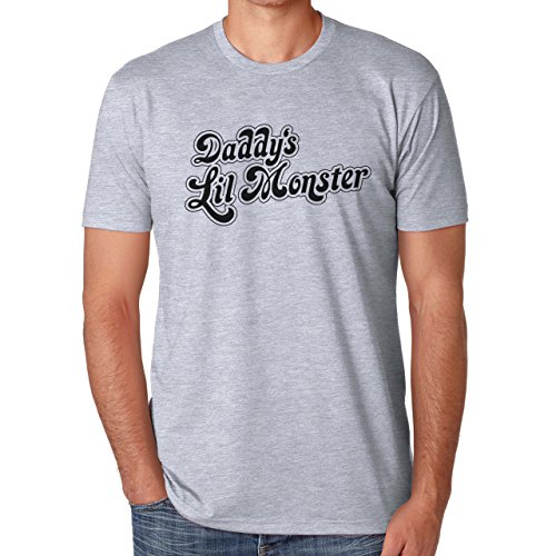 Daddy's Lil Monster Suicide Squad Medium Uomini T-Shirt