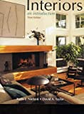 img - for Interiors an introduction Third Edition book / textbook / text book