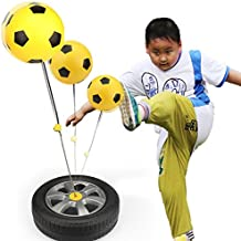 Generic Kids Indoor Football Multi-surface Sport Toy Exercise Child's Leg And Hand Strength With Big Tire Tyre...