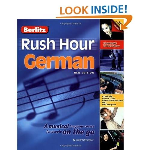 Berlitz Rush Hour German German Edition Download Mon Premier Blog