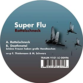 Amazon.com: Rattelschneck: Super Flu: MP3 Downloads