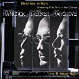 Directions in Music: Live at Massey Hall ~ Michael Brecker