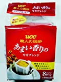 UCC 職人の珈琲 ドリップコーヒー あまい香りのモカブレンド 7g×8杯分