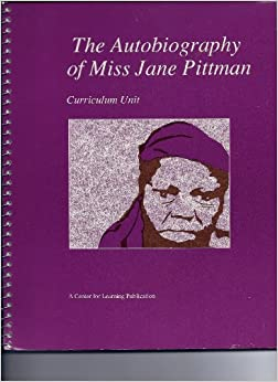 essay questions for the autobiography of miss jane pittman Based on the book by ernest gaines, the autobiography of miss jane pittman originally aired on cbs in 1974 in this fictionalized biography, cicely tyson stars as the 110-year-old jane pittman, who recounts the events of her.