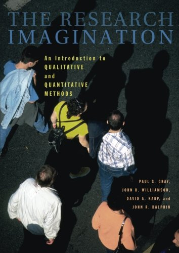 The Research Imagination: An Introduction to Qualitative...
