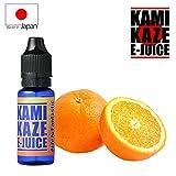 KAMIKAZE E-JUICE カミカゼ みかんFANTASTIC 電子タバコ リキッド 日本製国産 15ml 1本