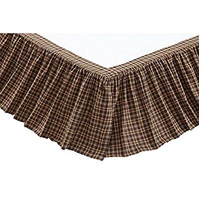Prescott Bed Skirt by VHC Brands