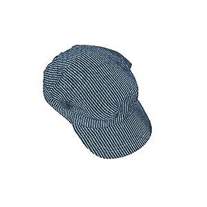 Childs Cotton Train Conductor Hats (1 dz)