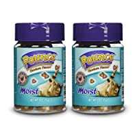 Pounce Moist Cat Treats Chicken Flavor - 3 Oz. (2 Pack)