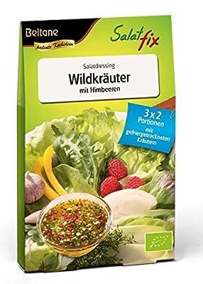 Beltane Bio Salatfix Wildkräuter mit Himbeeren (10 x 30 gr) von Beltane Naturkost GmbH bei Gewürze Shop