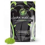 Gama Matcha Green Tea Powder - Culinary Matcha Powder for Delicious Smoothies, Lattes & Baking - USDA Organic Matcha Tea Powder - Weight Loss Tea - (4 oz)