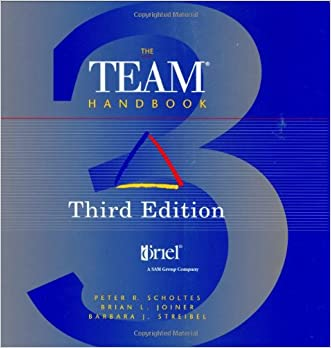 The Team Handbook Third Edition