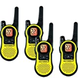 Motorola MH230R Rechargeable Two Way Radio 4 Pack