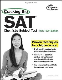 Chemistry subjects at university