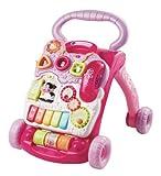 VTech Baby 80-077054 - Spiel und Laufwagen, rosa hergestellt von VTech