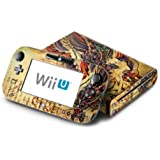 DecalGirl Nintendo Wii U Skin Design Aufkleber Sticker Set - Dragon Legend