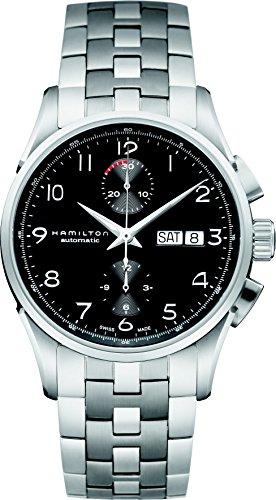 Hamilton Jazzmaster Maestro Black Dial Men's Watch #H32576135