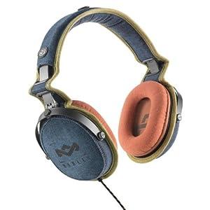 House of Marley EM-JH063-SD RISE UP Saddle Over-Ear Headphones