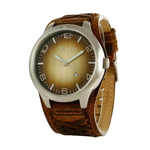 Amazon.com: Fender Men's Watch FW051385BB: Fender