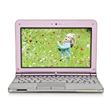 Toshiba Mini NB205-N313 P 10 1-Inch Posh Pink Netbook - 9 Hour Battery Life
