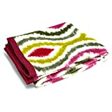 Waverly Optic Delight Printed Bath Towel